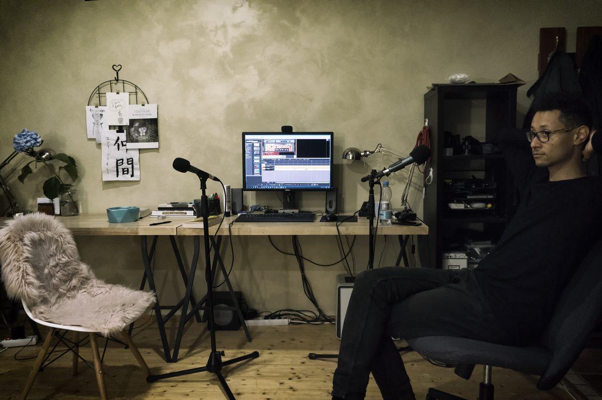 Jim Ivo elutoas Popkulturistide stuudios