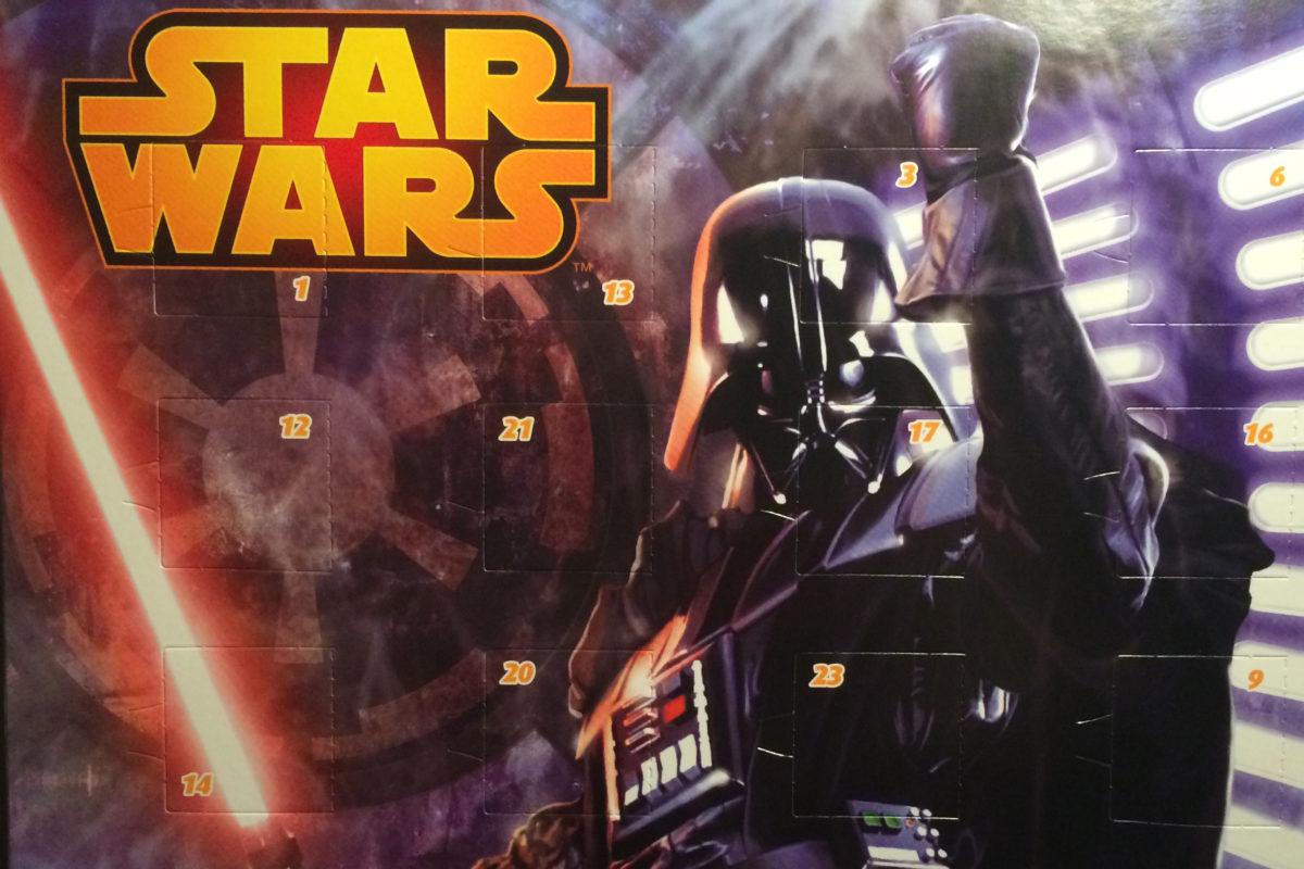 Star Warsi jõulukalender