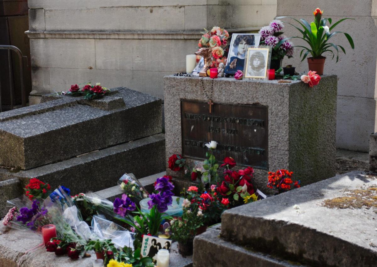 Jim Morrisoni haud