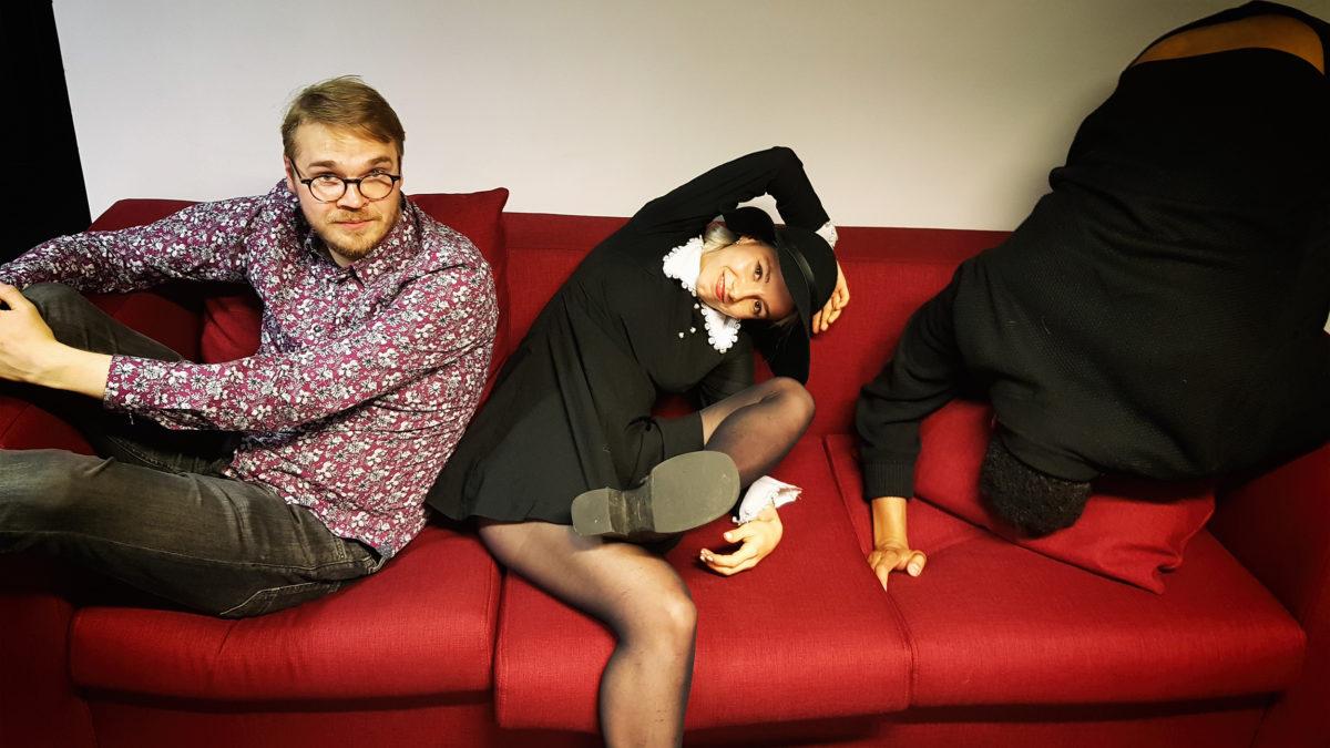 Popkulturistid istuvad ERITI mugavalt
