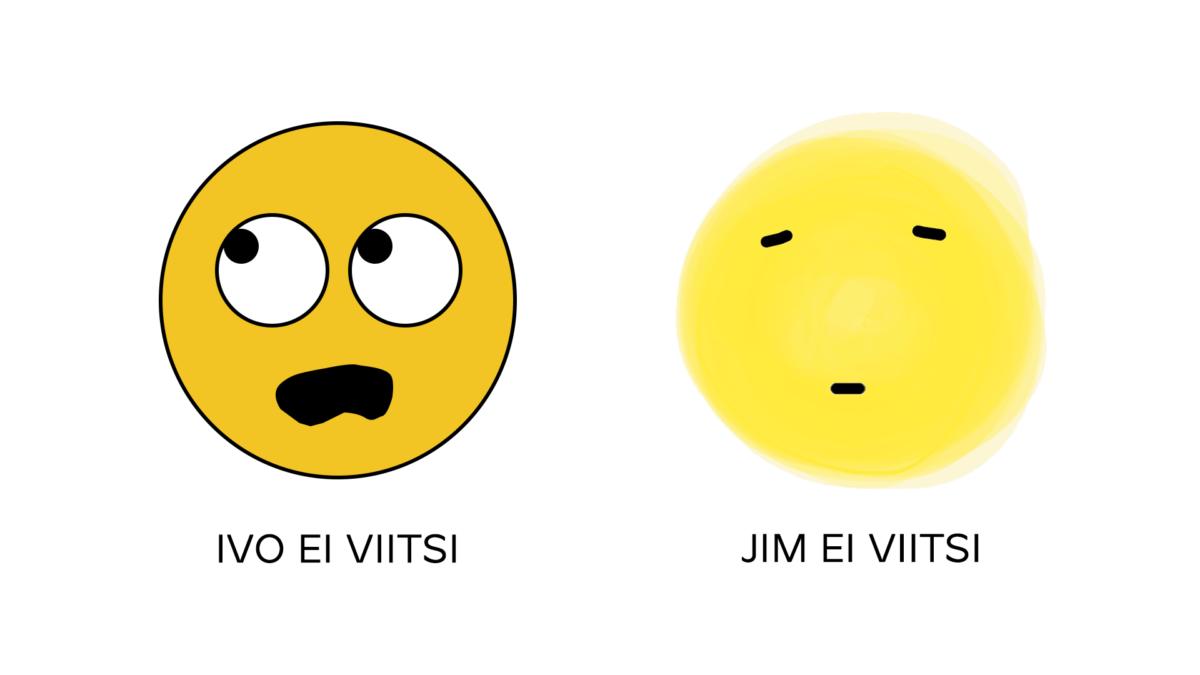 Maeiviitsi emotikonid